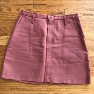 Pink Urban Outfitters Skirt NWT